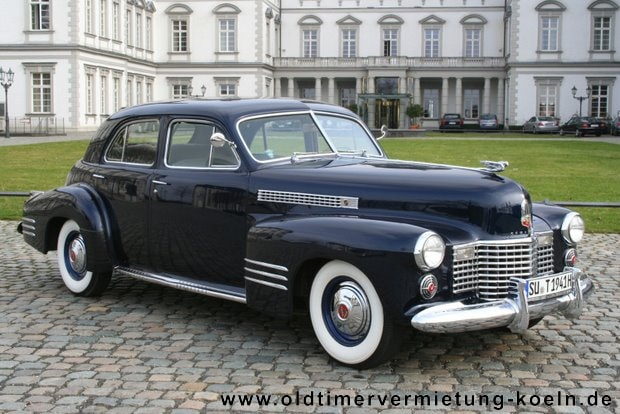 cadillac sixty two sedan  u2013 bj 1941  u203a classic