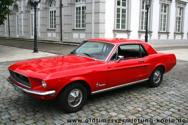 ford mustang coup classic car events oldtimer gmbh. Black Bedroom Furniture Sets. Home Design Ideas