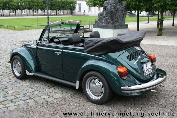 vw k fer cabriolet classic car events oldtimer. Black Bedroom Furniture Sets. Home Design Ideas