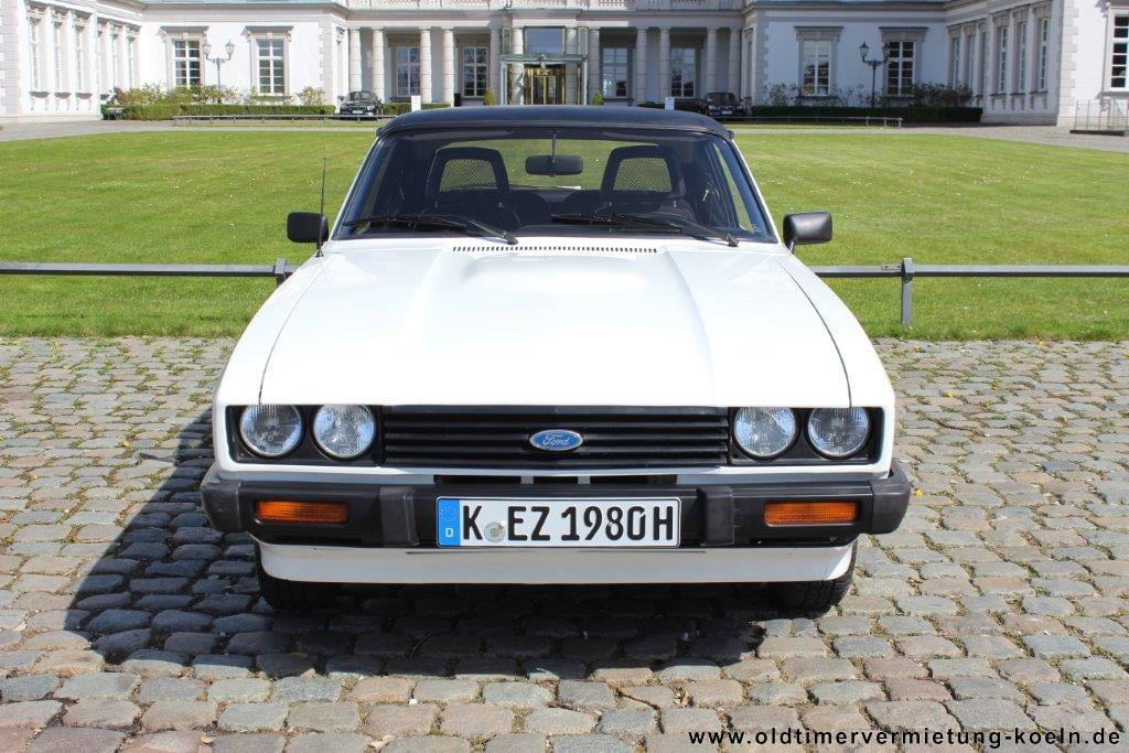 ford capri iii 2 3 v 6  u2013 bj  1979  u203a classic