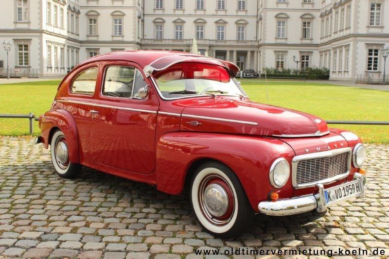 Volvo Pv Titel