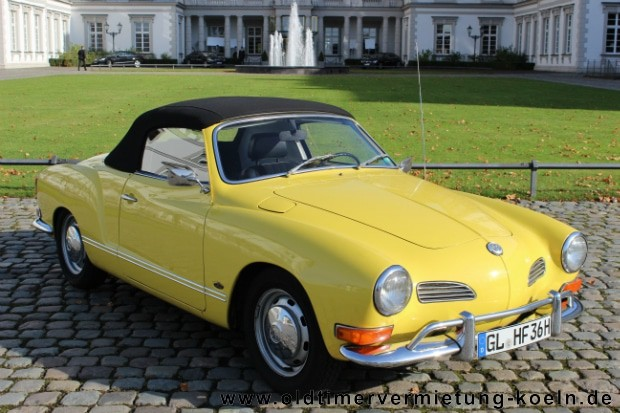 vw karmann ghia cabrio classic car events e k. Black Bedroom Furniture Sets. Home Design Ideas
