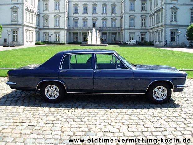 opel diplomat 5 4 v8 classic car events e k. Black Bedroom Furniture Sets. Home Design Ideas