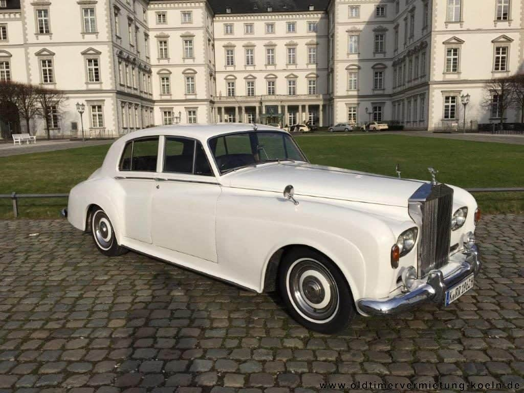 Hedendaags Rolls Royce Silver Cloud – Bj.1965 › Classic-Car-Events e.K. DH-73