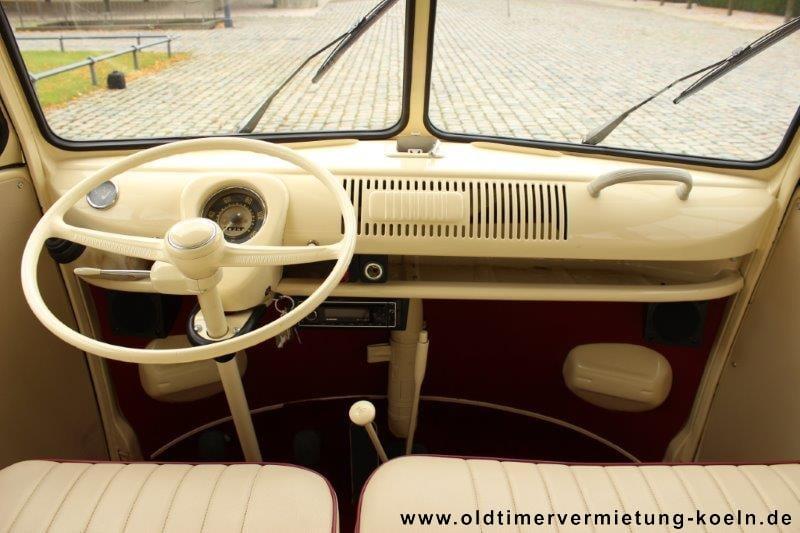 VW Bulli T1 de Luxe ROT – Bj.1968 › Classic-Car-Events e.K.